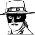 Il Fioretto di Zorro: Visto da destra o da sinistra
