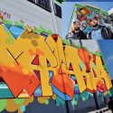 Un chilometro di murales all'Hangar Bicocca