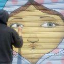 """Al femminile i graffiti del """"Riguarda Niguarda"""""""