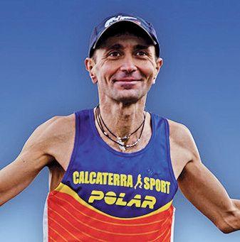 """Calcaterra, il re delle 100 km: """"Correre è la mia vita"""""""