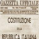 Nel 70° della Costituzione della Repubblica