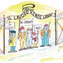 Amianto: assolti in appello i dirigenti della Pirelli fra le proteste dei cittadini