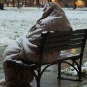 Emergenza freddo: 2780 ripari per i senzatetto