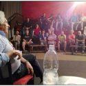 Bufale doc con il senatore Mineo a Niguarda