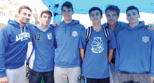 Azzurri Niguardese Basket Campioni regionali Uisp