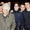 Al Teatro degli Arcimboldi, parla a 2400 studenti l'88enne Liliana Segre nominata senatrice a vita come sopravvissuta ad Auschwitz