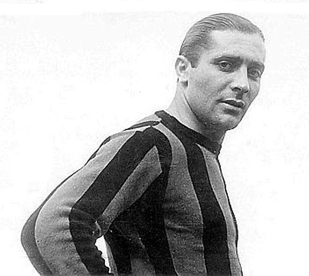 """Peppino Meazza era """"el Fòlber"""" (il calcio)"""