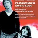 Un nuovo libro su Fausto e Jaio presentato al Centro Ghiglione