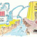 Depuratore: il biometano per le auto funziona. Ma la puzza persiste ancora ai trattamenti