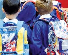e3377d6ccb Attenti agli zaini scolastici troppo pesanti   Zona Nove