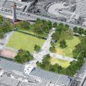 Bicocca: inaugurato il Parco della Torre di fronte al Bicocca Village