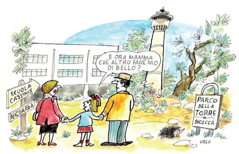 La periferia che ci piace sta crescendo nella nostra zona Scuole, parchi e giardini, centri culturali, teatri. Ma…