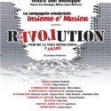 """Al Teatro San Giuseppe lo spettacolo musicale benefico """"Revolution"""""""