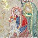 Presepe vivente a Pratocentenaro. L'angelo del Signore portò l'annuncio a Maria…