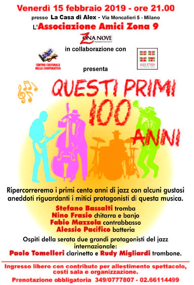 Un'altra grande serata jazz con Bassalti, Tomelleri e Migliardi