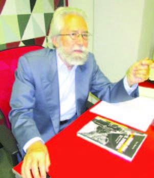 Lo scrittore meneghino Flavio Maestrini ci presenta il poliziotto Mazza detto El Dondina