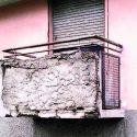 """I """"balconi"""" delle case di via Ciriè"""
