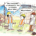 Villa Trotti: cominciati i lavori di demolizione per la realizzazione della Nostra Piazza.