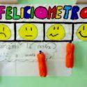"""Bambini e bambine della Passerini ecco a voi il """"Feliciometro""""!"""