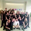 Il parrucchiere Stefano, 2 negozi, 16 collaboratori