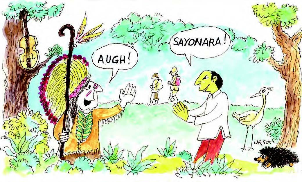 Al Parco nord il Festival della Biodiversità 2019: Una finestra sul mondo delle lingue native