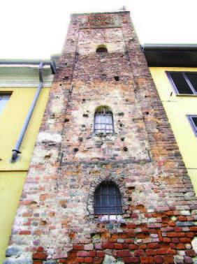 La torre di guardia di Affori