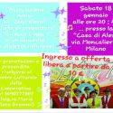 """Sabato 18 gennaio, ore 20.45 tutti alla Casa di Alex! Per ascoltare le canzoni milanesi dei Bicocca Linea 7 e sostenere """"Zona nove"""""""