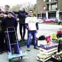 Recup, il mercatino dei volontari