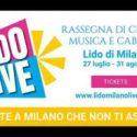 Cineteca di Milano: un'arena estiva di cinema, musica e cabaret