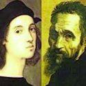 In via Hermada si fa flanella con Raffaello e Michelangelo
