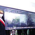 Al Niguarda il Memoriale per le vittime del Covid-19 realizzato dagli alunni della scuola Mandelli-Rodari di Dergano