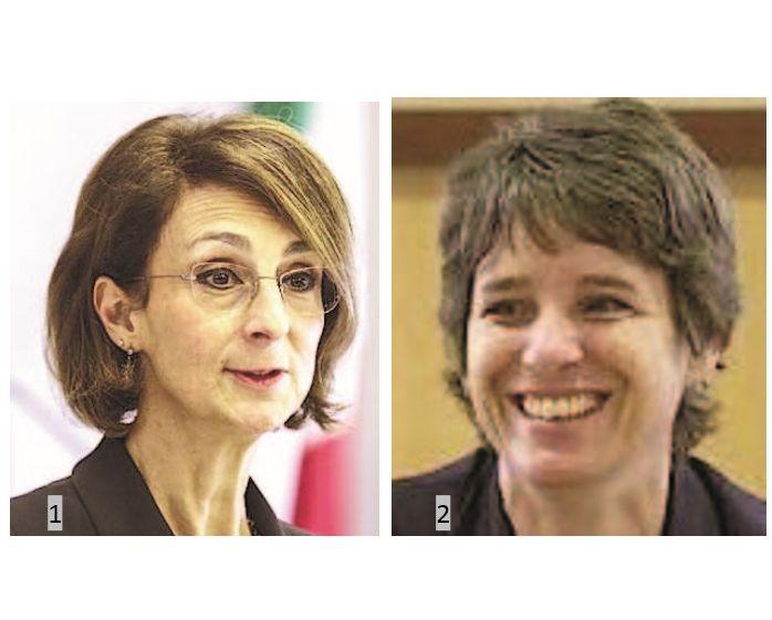 Cristina Messa e Marta Cartabia: dall'Ateneo della Bicocca ai ministeri dell'Università e della Giustizia