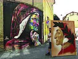 L'anno di Dante (nelle scuole e sui violini di Frigo)