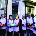 Dagli Hub di quartiere raccolte e distribuite in un anno 76 tonnellate di cibo