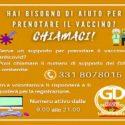 Il PD di Niguarda offre il suo aiuto agli anziani che abbiano dei problemi a vaccinarsi