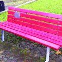 Una panchina rossa per le donne al circolo Acli Bicocca