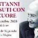Niguarda in lutto: morto Fausto Rovelli, pioniere della cardiochirurgia in Italia