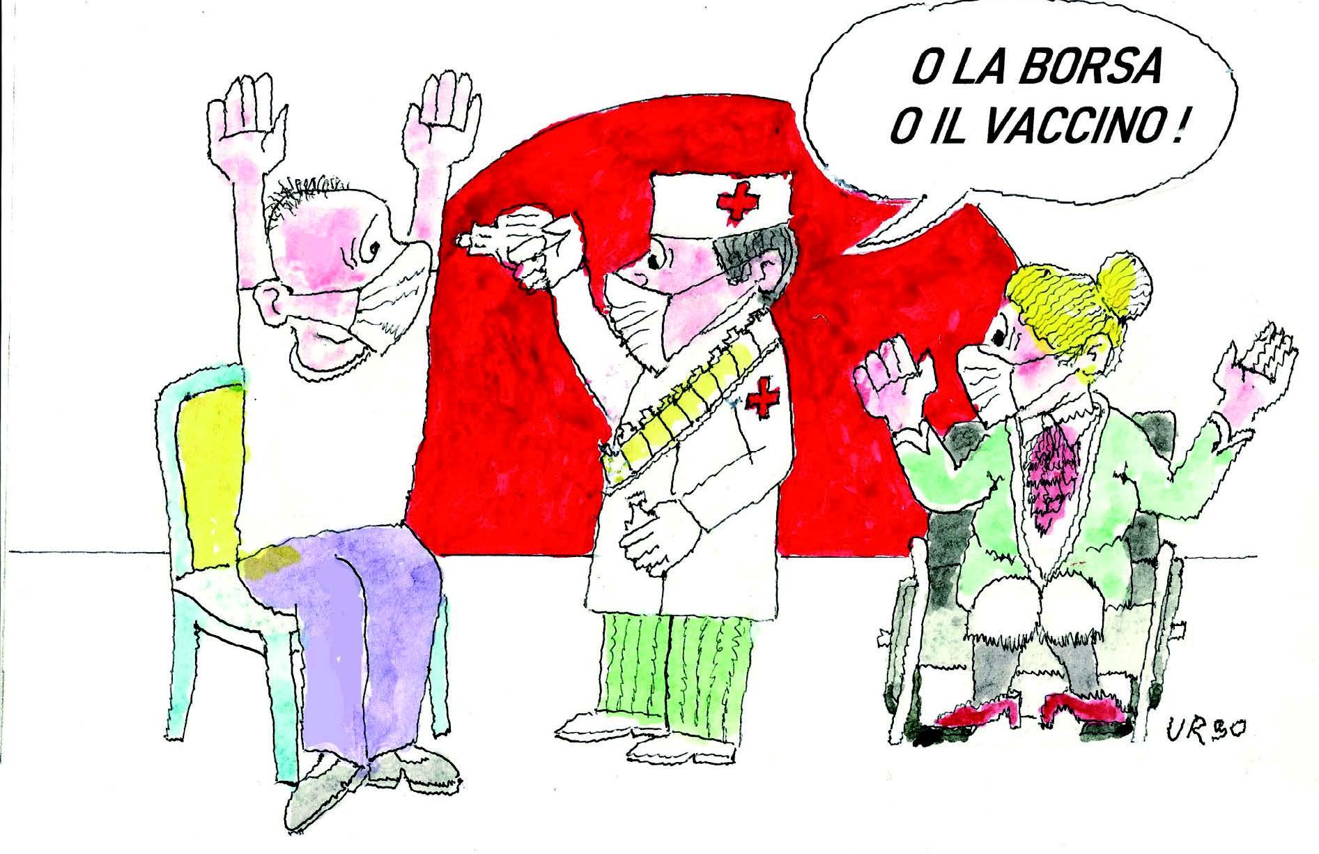 I produttori di vaccini difendono solo i loro interessi creando problemi alle iniziative anticovid degli Stati
