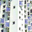 Bicocca: il palazzo dalle finestre scompigliate