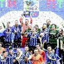Lo scudetto dell'Inter e l'addio di Conte