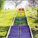 """La scalinata dei """"Ciliegi"""""""