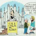 Nelle elezioni per il sindaco del Comune di Milano stravince Beppe Sala del Centrosinistra